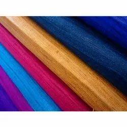 44-45 Plain Raw Silk Fabric