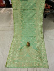 Designer Banarasi Silk Duppata