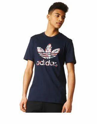 high quality buy good new lifestyle Mens Adidas Originals Freeze Trefoil Tee