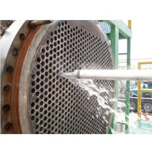 Heat Exchanger Cleaning Services, Industrial