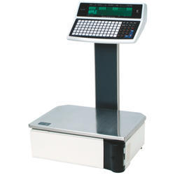 SM-100EV Plus Barcode Label Printer Scale