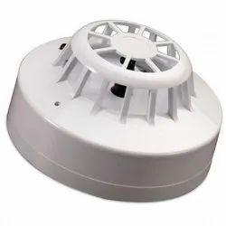 Abs Plastic Wireless Heat Detector