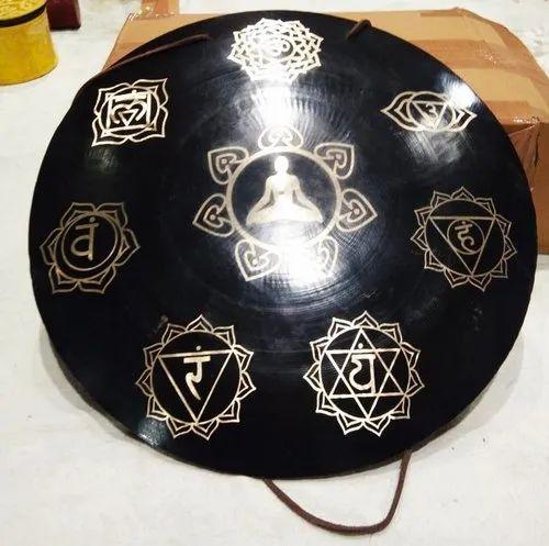 Bronze Chakra Gong
