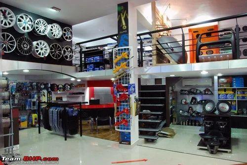 Car Shop Interior Interior Decorators R K S Design Studio Mumbai