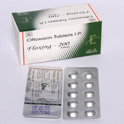 Ofloxacin 200 mg Allopathic Tablets