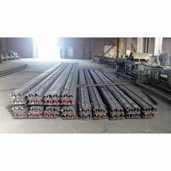 India Mild Steel Rail, For Construction Purpose