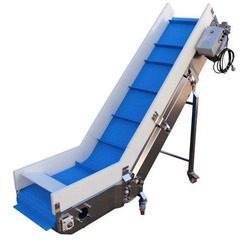 Inclined Modular Belt Conveyor