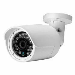 Plastic 1 MP Analog CCTV Bullet Camera
