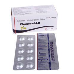 Cefixime Anhydrous 200mg Lactic Acid & Bacillus