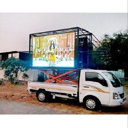 Advertising LED Screen Display