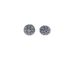 Gemstone Diamond Ball Findings