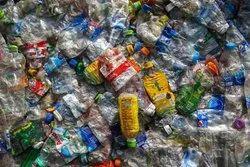 Pet Bottle Scrap, पीईटी बोतल स्क्रैप | Usha Polymers
