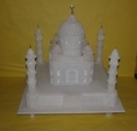 Marble Taj Mahal Miniature