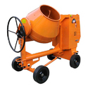 Automatic Concrete Mixer