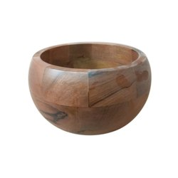 Lathe Wooden Bowl