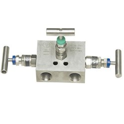 Three Way Manifold Valve