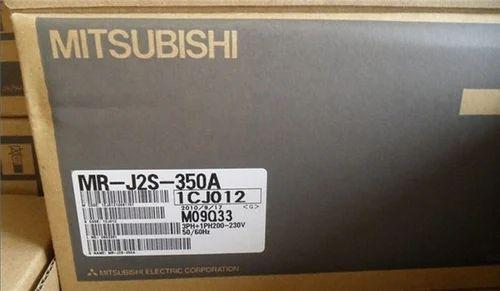 mitsubishi mr j2s 350a mitsubishi servo amplifier at rs 55000 unit rh indiamart com