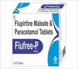 FLUPIRTINE MALEATE & PARACETAMOL TABLET