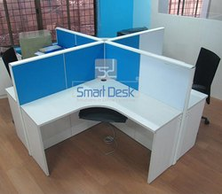 Modular Office Tables By Smart Desk
