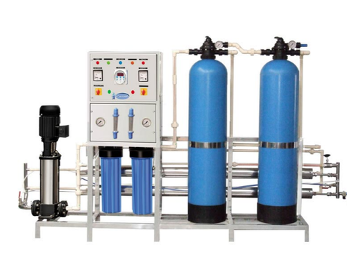 Standard Automatic 1000 Lph Ro Water Treatment Plant Rs