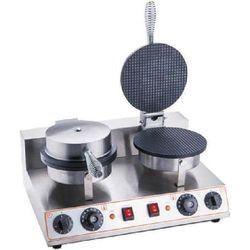 waffle cone maker machine double