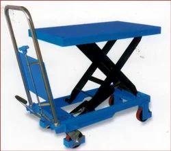 Hand Operated Hydraulic Scissor Platform
