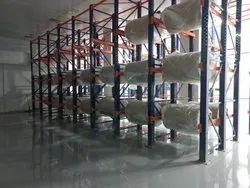 Roll Storage Rack