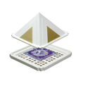 Master 3d Reiki Pyramid
