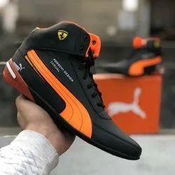 Puma Men Canvas Shoes, Size: 6-10
