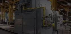 Dacro Coating Oven