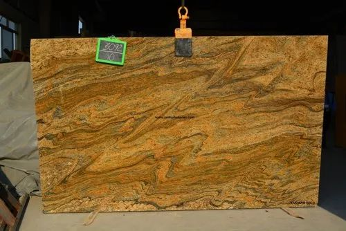 Exporter of Granite Slab & Colored Marbles Slab by Yashoda Mica And