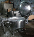 SS Namkeen Frying Equipment