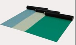 Green Rubber ESD TABLE MAT, Size: 1m / 10m, Packaging Type: Box