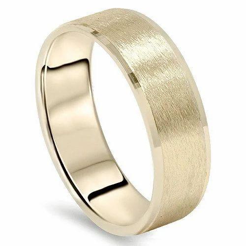 Mens Gold Ring For Wedding Mens Ring at Rs 22000 piece Sitapura