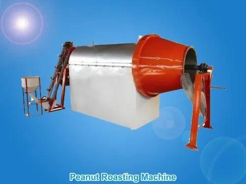Peanut Roaster Machine  ( Sand Type )