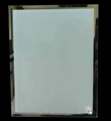 Glass Photo Frame Sublimation