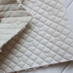 100-150 Above 250 Quilted Fabric, GSM: 200-250