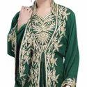 Khaleeji Thobe Kaftan For Ladies