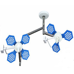 Double Dome Surgical Light