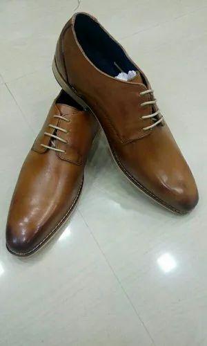 Surplus Tan colour Leather Formal Shoes
