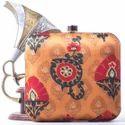 Tussar Silk Clutch Bags