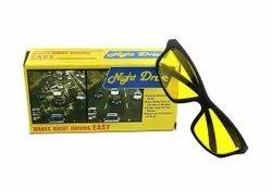 Night Vission Regular Night Drive Glasses