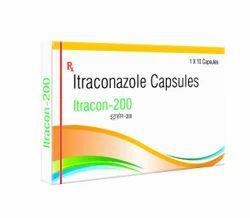 Itraconazole-200 Capsules