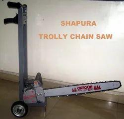 Oregon Trolly Chain Saw Machine