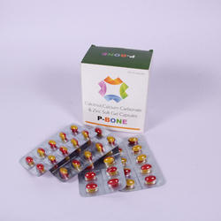 Calcitriol & Zinc Soft Gel Capsule