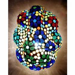 Susajjit LED Decorative Mosaic Ganesha Wall Lamp