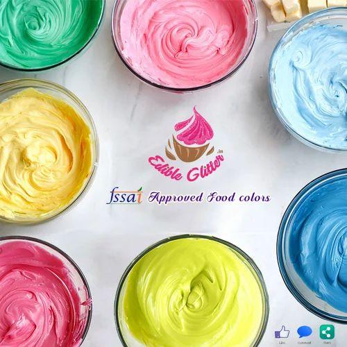 Edible Food Colours
