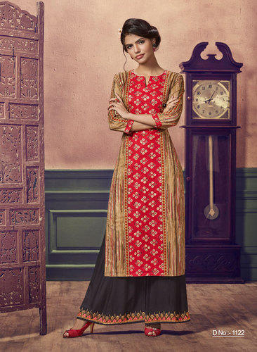 0c9672c55 Women Cotton Embroidered Palazzo Suits