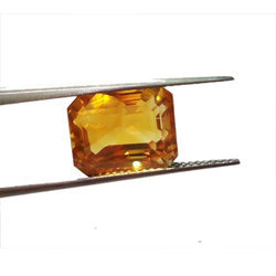 Citrine Sunela Gemstone