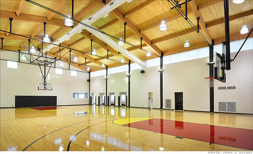 Basketball Sports Led Lighting System